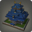 Large Shirogane Castle Walls
