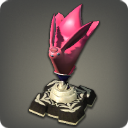 Ruby Carbuncle Lamp