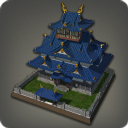 Medium Shirogane Castle Walls