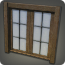 Imitation Oblong Window