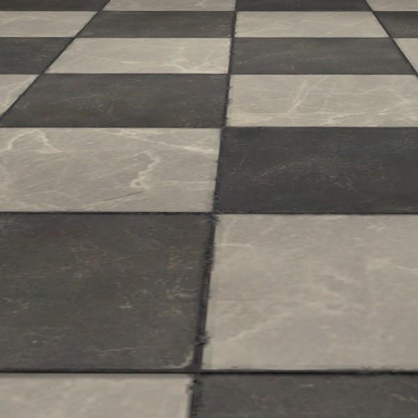 Monochrome Flooring Ffxiv Housing Interior