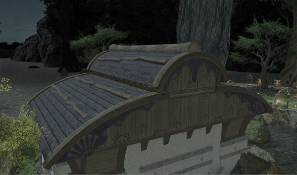 Glade House Roof (Stone)
