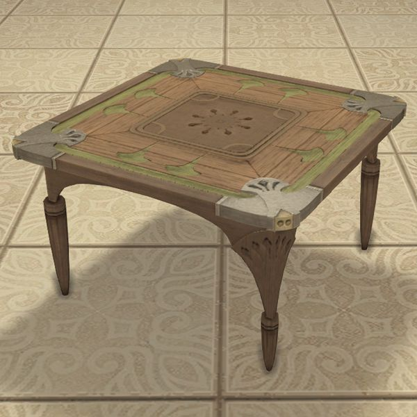 Glade Table