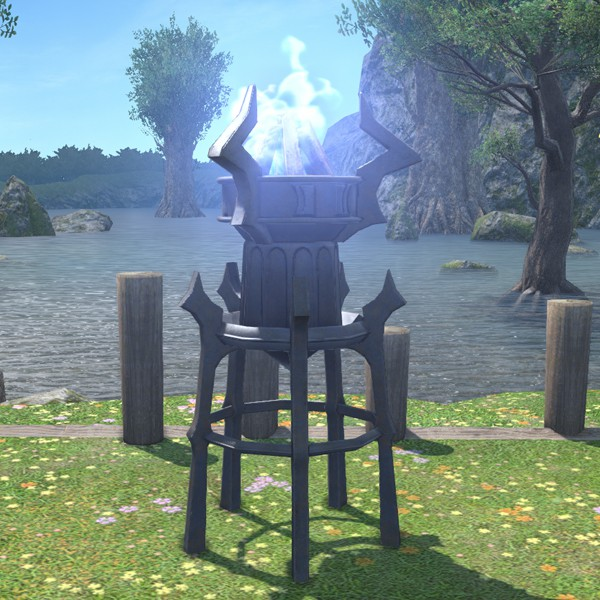 Stone Vigil Beacon