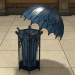 Crystarium Umbrella Stand