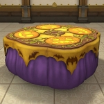 Pumpkin Desk