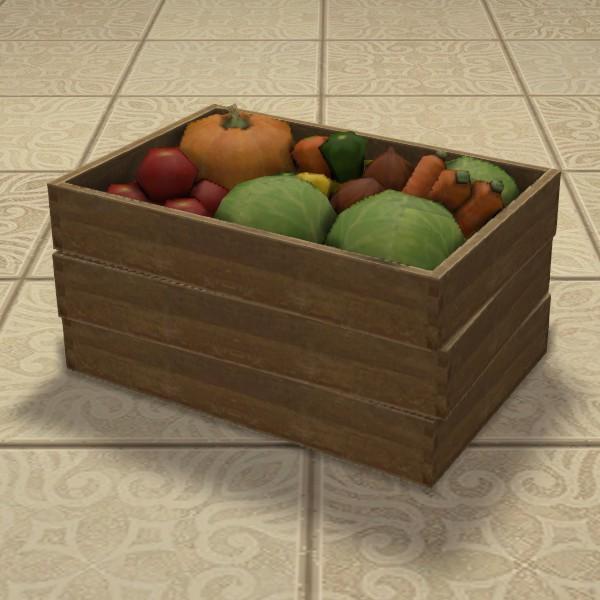 wax vegetables ffxiv housing tabletop