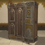 Serpent Armoire