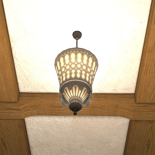 Deluxe Oasis Pendant Lamp