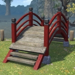 Oriental Wood Bridge