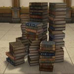 Stack of Tomes