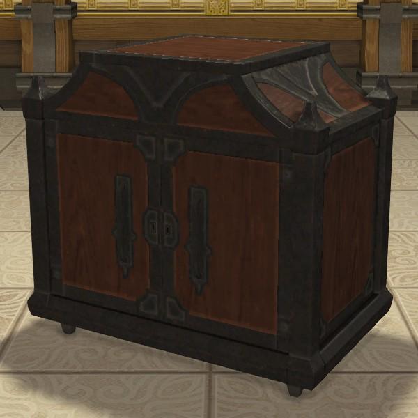 armoire ffxiv housing furnishing