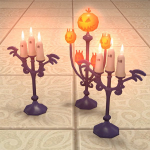 Ghost Candlestand