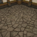 Rough Stone Flooring