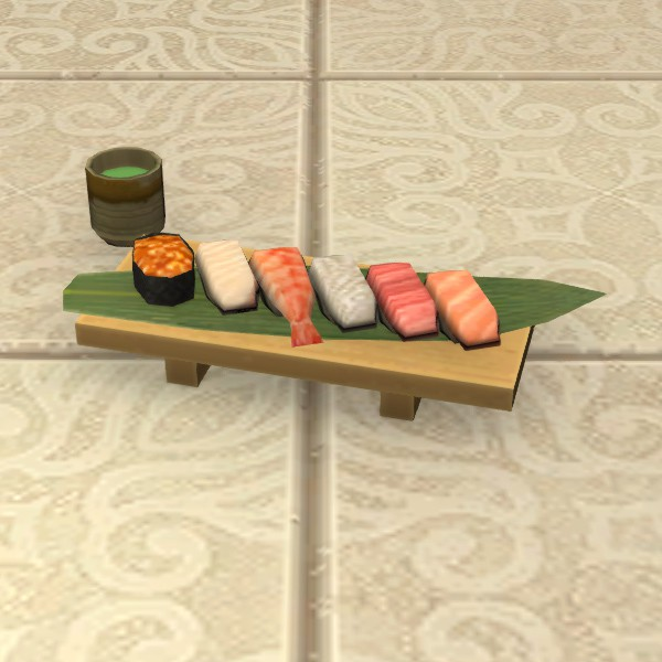 Oriental Sushi Lunch