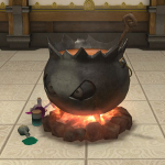 Bomb Cauldron