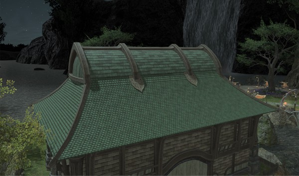Glade House Roof (Composite)