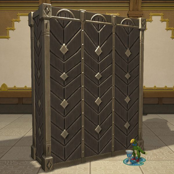 Flame Armoire