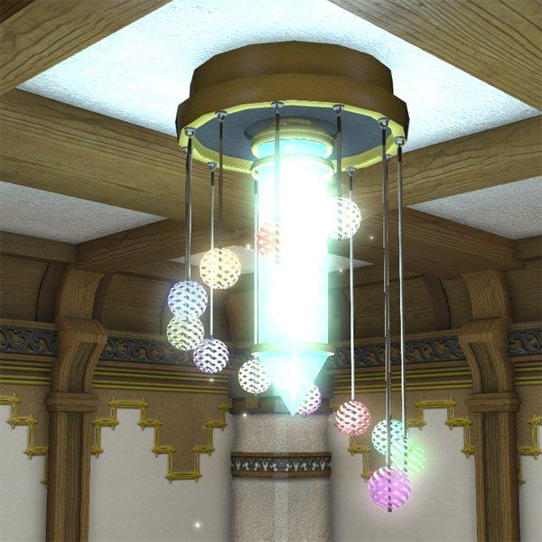 Divine Chandelier Ffxiv Housing Interior