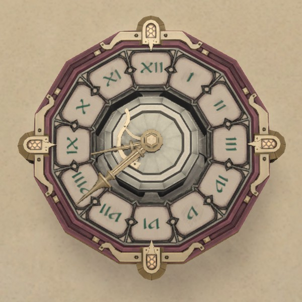 Wall Chronometer