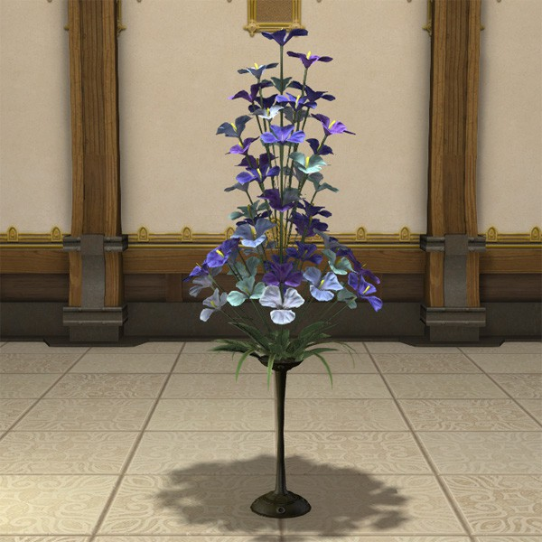 Imposing Dimension Castle Vase