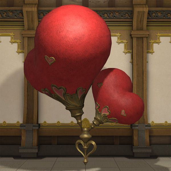 Valentione's Day Balloons