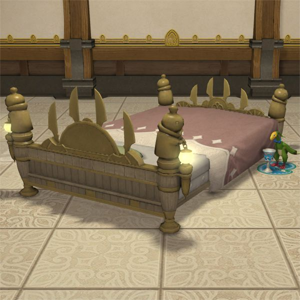Tonberry Bed