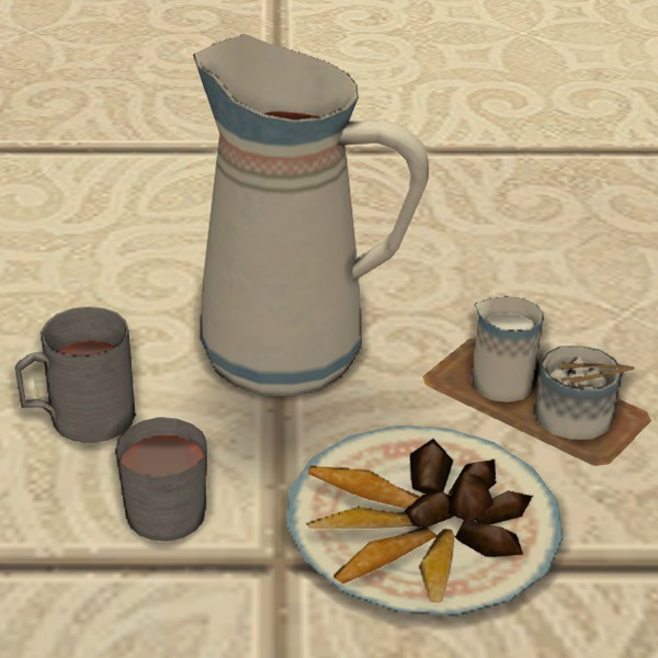 Oasis Breakfast Set