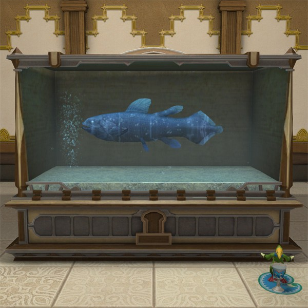 Tier 3 Aquarium Ffxiv Housing Tabletop