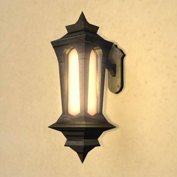 Inferno Wall Lamp Ffxiv Housing Wall Mounted
