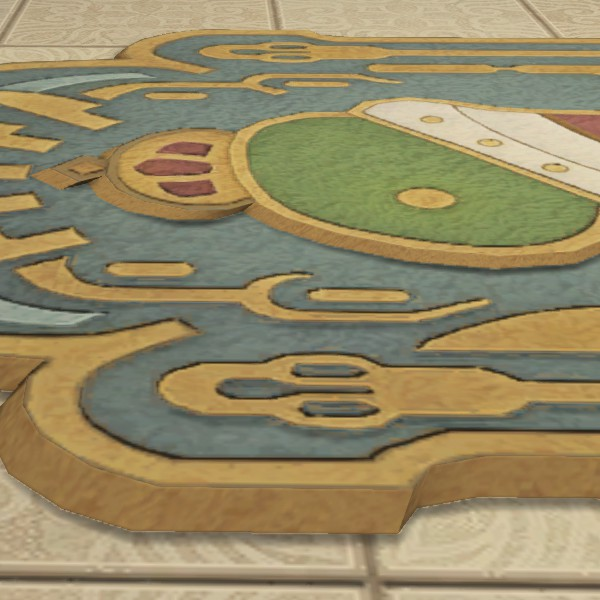 Tonberry Oval Rug
