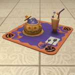 Pumpkin Pudding Set