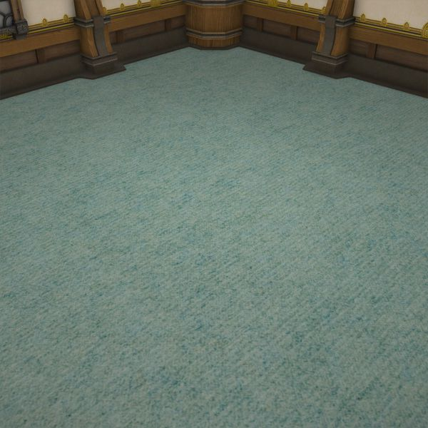 Teal Blue Carpeting