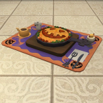 Pumpkin Pie Set