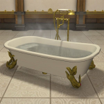 Carbuncle Bathtub