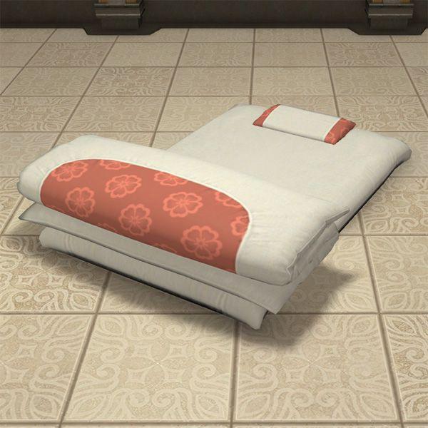 futon mattress futon mattress ffxiv housing   chair bed  rh   en ff14housing