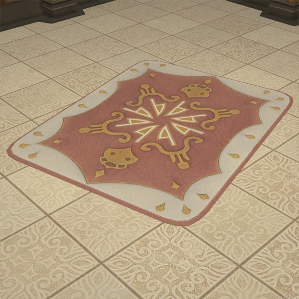 Tonberry Square Rug