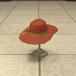 Tabletop Hat Stand