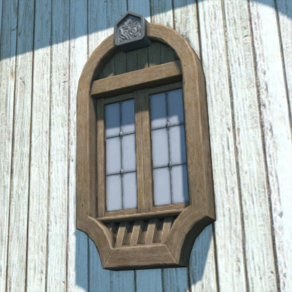 Riviera Arched Window