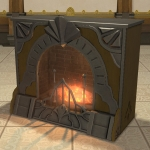 Manor Fireplace