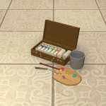 Travel Paint Set