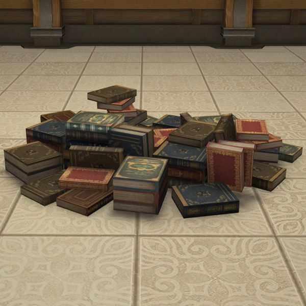 Pile of Tomes