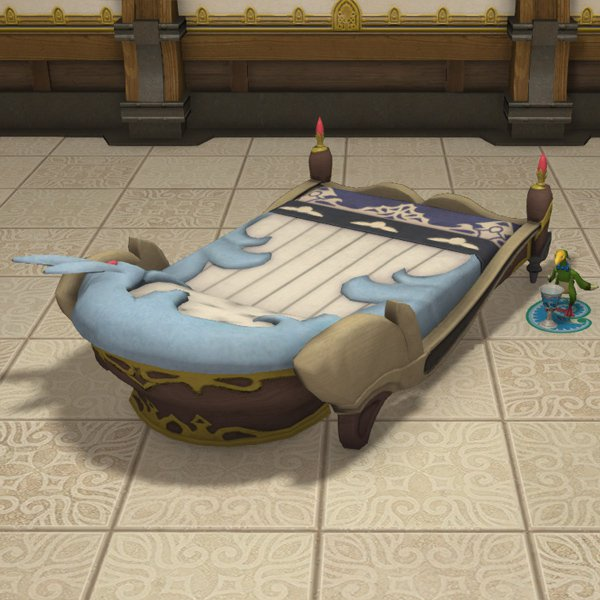 Carbuncle Bed