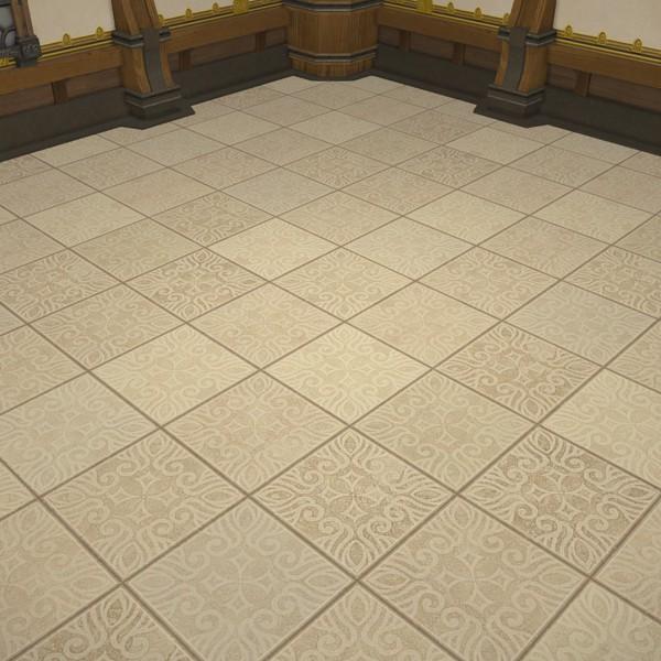 Ceramic Tile Flooring Ffxiv Housing Interior