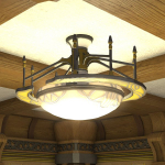 Crystarium Chandelier