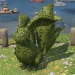 Topiary Carbuncle