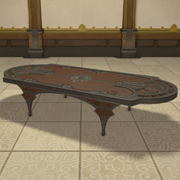 Chocobo Dining Table Glade
