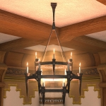 Alpine Chandelier
