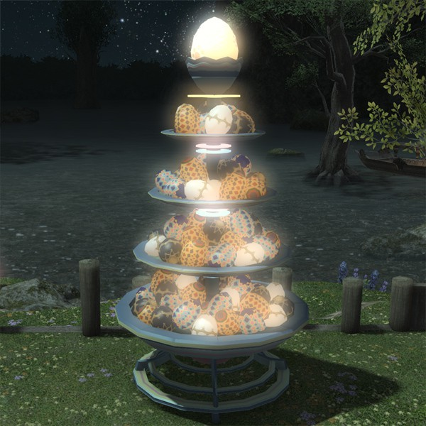 Archon Egg Tower