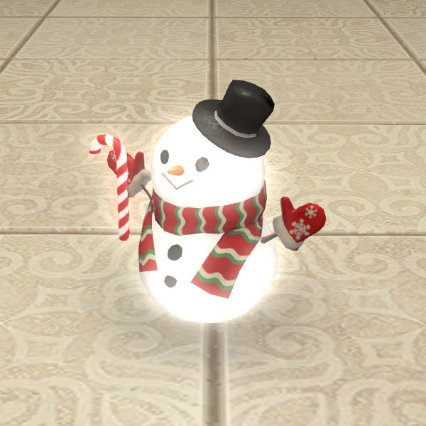 Evercold Starlight Snowman